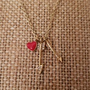 Chloe+Isabel Petits Bijoux Heart + Arrow Set